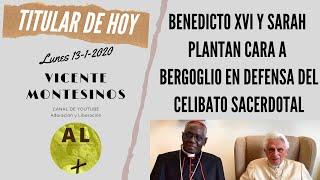 Download ¡NOTICIA DE ALCANCE! Montesinos comenta: el Papa Benedicto y el Card. Sarah plantan cara a Bergoglio Video