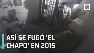 Download Revelan audio y video de la fuga de 'El Chapo' Guzmán Video