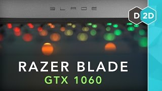 Download Razer Blade (GTX 1060) Review - Does it Get Too Hot?! Video