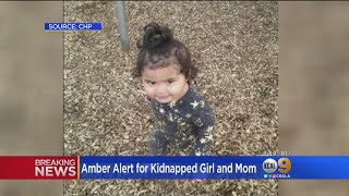 Download AMBER Alert Issued For 1-Year-Old Girl Abducted From Porterville: CHP Video