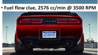 Download 2018 Dodge Demon Power & Torque Discovered! Video