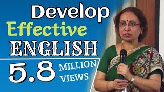 Download Develop Effective English by Sumitha Roy at IMPACT 2013 Video