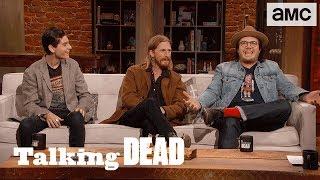 Download 'Eugene's Relationship with Negan' Highlights Ep. 807 | Talking Dead Video