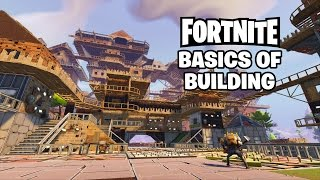 Download Basics of Building with the Constructor Hero (Fortnite Live Gameplay Segment) Video