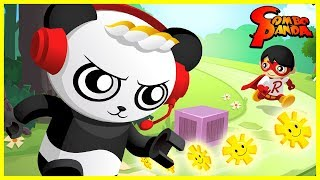 Download TAG WITH RYAN Brand New Red Titan Game Let's Play with Combo Panda Video
