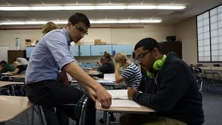 Download What a 'flipped' classroom looks like Video
