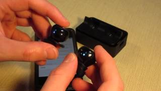 Download Syllable D900 Wireless Bluetooth Earbuds Review and Setup Instructions Video