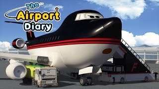 Download The Airport Diary ✈ Compilation 🚀 Top episodes - Cartoons about planes - Best animation for kids Video