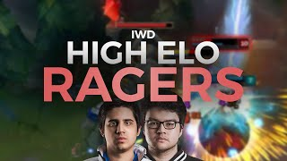 Download HIGH ELO RAGERS feat. Dyrus Video