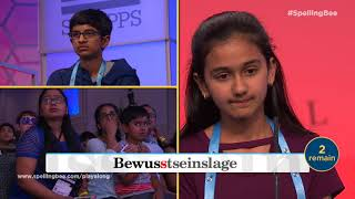 Download 2018 Scripps National Spelling Bee Winning Moment Video