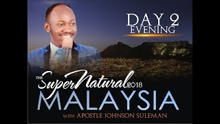 Download The Supernatural - Malaysia - Day 2 evening - Apostle Johnson suleman Video
