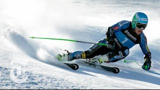 Download Sochi Olympics 2014   Ted Ligety: Giant Slalom (GS) Skier's Unique Turning   The New York Times Video