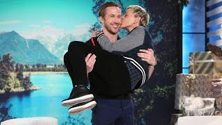 Download Ryan Gosling Gushes About His Girls Video