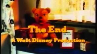 Download Closing to Winnie the Pooh and a Day for Eeyore 1993 VHS Video