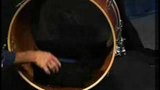 Download Bob Gatzen - Bass Drum Tuning Video