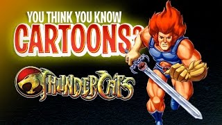 Download Thundercats - You Think You Know Cartoons? Video