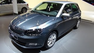 Download 2018 Skoda Fabia Ultimate Clever 1.0 TSI 95 - Exterior and Interior - Auto Show Brussels 2018 Video
