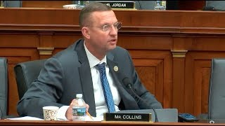 Download 12 13 17 Collins Questions Deputy AG Rosenstein in Judiciary Oversight Hearing Video