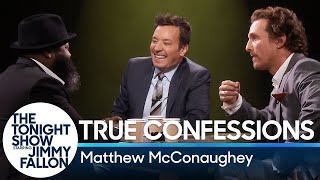 Download True Confessions with Matthew McConaughey Video