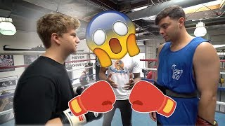 Download INSANE Fight with ANTHONY TRUJILLO! Video