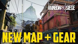 Download Tom Clancy's Rainbow Six Siege - New Map and Gear Video