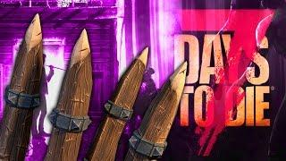 Download SPIKES OF DEATH ★ 7 Days to Die - Alpha 15 (30) Video