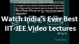 Download Thermodynamics IIT JEE advanced physics shortcuts tricks Video
