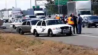 Download Tacoma Police Motor Cycle officer down on I-5 Video