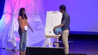 Download Change till you discover your own magic | Magician Sharan Kuttappa | TEDxBangalore Video