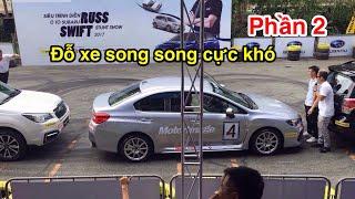Download Trình diễn mạo hiểm Đỗ Xe Song Song khoảng cực nhỏ tại triển lãm VIMS 2017- CuongMotor Video