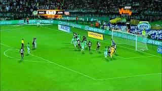 Download (Resumen) Nacional 2-1 Junior. Final Vuelta Liga Postobón 2014-I - Win Sports Video