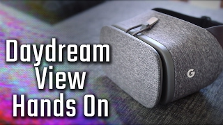 Download Google Daydream View - PB Tech Hands On Review Video