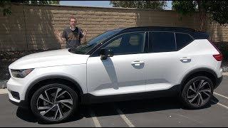 Download The 2019 Volvo XC40 Is the Coolest Volvo in Decades Video
