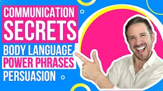 Download Body Language secrets, How to Deal with Difficult People, Danger Phrases, Power Phrases, and more! Video