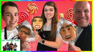 Download Lollipop Face Challenge / That YouTub3 Family Video