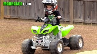 Download UPGRADED GEARS AND MOTORS IN 24 VOLT POWER WHEELS Video