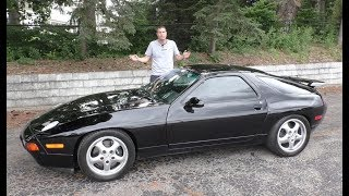 Download Here's What a $180,000 Porsche Was Like In 1994 Video