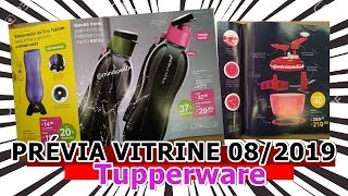 Download PRÉVIA VITRINE 08/2019 TUPPERWARE Video