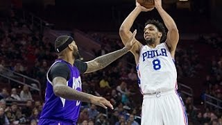 Download Sacramento Kings vs Philadelphia 76ers - February 10. 2016 Video