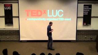 Download Cold Shower Therapy: Joel Runyon at TEDxLUC Video