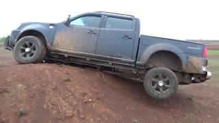 Download tata xenon xt off roading @ (mud bog) Video