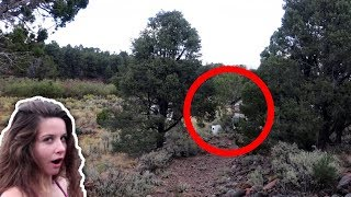 Download We Explored A Ghost Town In The Middle Of Nowhere & Found This... Video