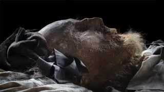 Download Mummified bishop is a unique time capsule from the 17th century Video