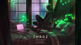 Download EMBRZ - Like It Or Not feat. joan (JNTHN STEIN Remix) [Ultra Music] Video