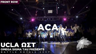Download ACA (1st Place) | Battle Royale 2017 [Official Front Row 4K] Video