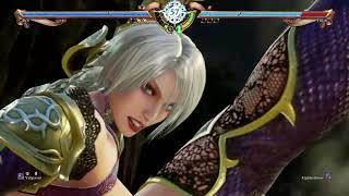Download Soulcalibur VI Ivy's Critical Edge on All Armor Broken Female Characters Video