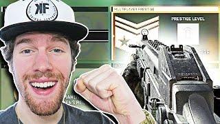 Download PRESTIGE 1 ACHIEVED! - CLASSIC GUNS UNLOCKED (Infinite Warfare w/ EliteShot) Video