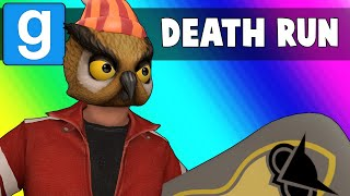 Download Gmod Death Run Funny Moments - The Vanoss Winter Olympics 2018! (Garry's Mod) Video