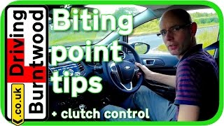 Download Clutch control & Biting point driving lesson in a manual car, how to 🛣🚗💨🚦 Video