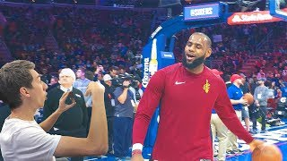 Download SHOWING LEBRON JAMES MY KEVIN DURANT DISS TRACK!! NOT CLICKBAIT Video